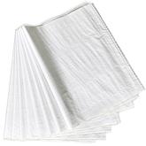 Raxwell 白色塑料编织袋 加厚款,68g/㎡,尺寸(cm):40*60,100条/包
