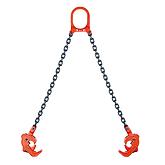 Raxwell 500Kg(单扣)/1000Kg(双扣)油桶起吊夹(抓扣式),适用于210升/55加伦钢桶,RMCO0005