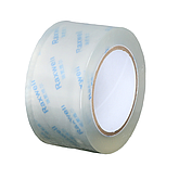 Raxwell BOPP超透封箱胶带,规格宽度*长度*厚度:48mm*45.7m*0.05mm,72卷/箱