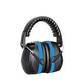 Raxwell 双层降噪耳罩,蓝色,1个/盒
