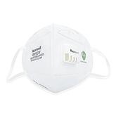 Raxwell KN95带阀防颗粒物口罩,耳带式外置鼻夹, RX9501V,25个/盒