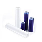 Raxwell粘尘滚筒,4英寸蓝色,5个/包 单位:包